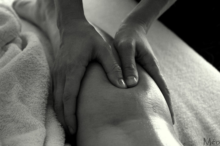 Massage Jambes - La Boîte à Zen - méo photos