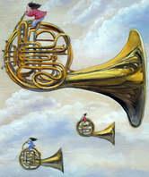 Flying Horn
