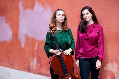 Duo Neria, Camille Belin et Natacha Colmez-Collard