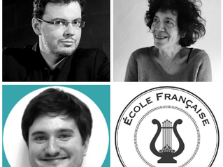 Jury de l'examen annuel 2020 à la Maison de la Radio, Paris 16.
