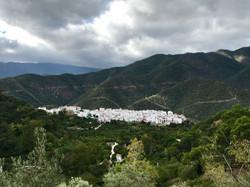 Andalusisk pueblo blanco