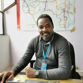 WFP SBP STORIES: Crispin Tshiasmala (Ethiopia)