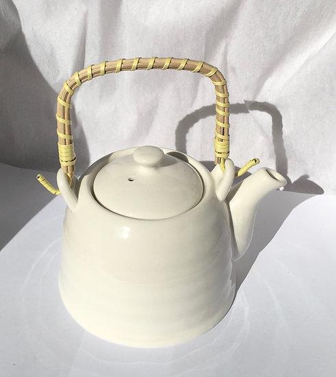 Teapot Classic White