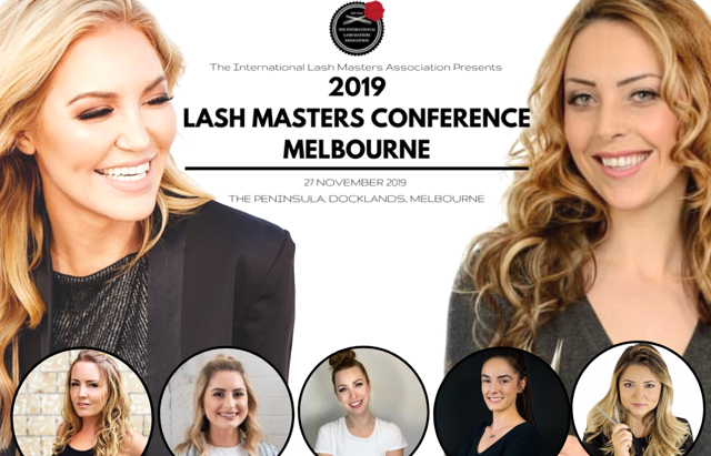 Videographers - International Lash Masters Conference 2019