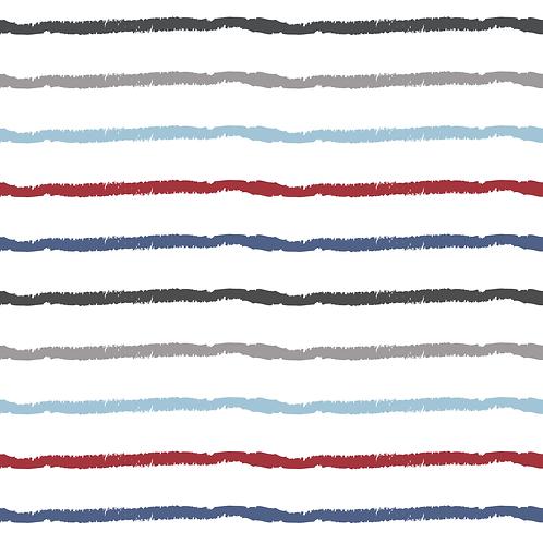 Rockets Stripes