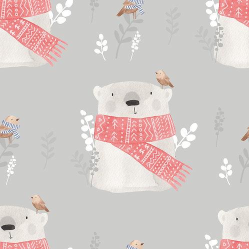 Winter Polarbär
