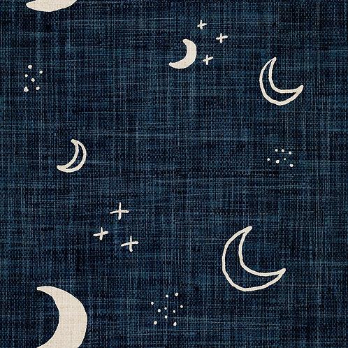 Monde blue denim