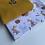 Thumbnail: Stoffpaket Häschen & Möhre senf