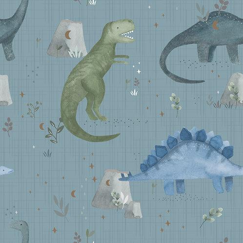 Dinos dustyblue
