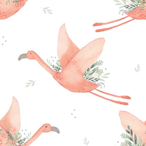 REST 115cm Flamingo