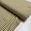 Thumbnail: Streifen senf/weiß Jersey
