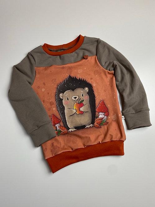 Sweater Igel Gr. 98