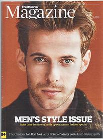Press The Observer Magazine