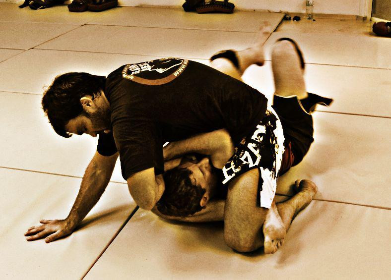 Application of BJJ in Self Defence
