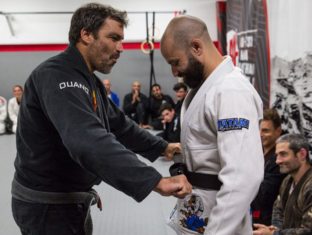 The Promotion of a Black Belt