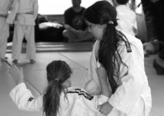 BJJ-טיפים לנשים שרוצות להתחיל להתאמן ב