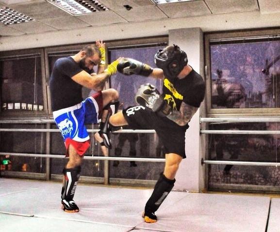 Muay Thai Striking