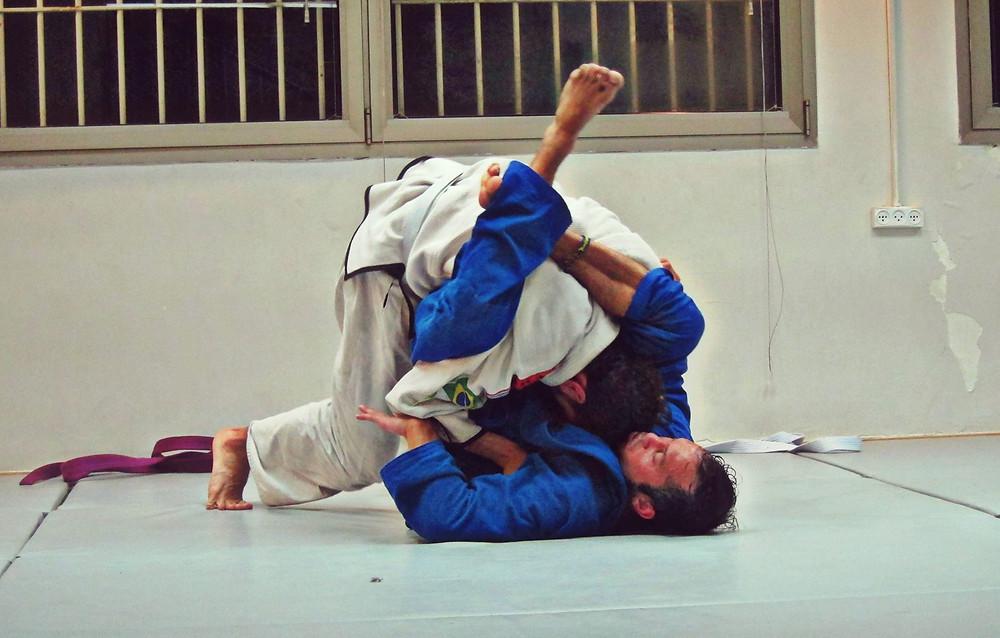 Martial Arts and Life