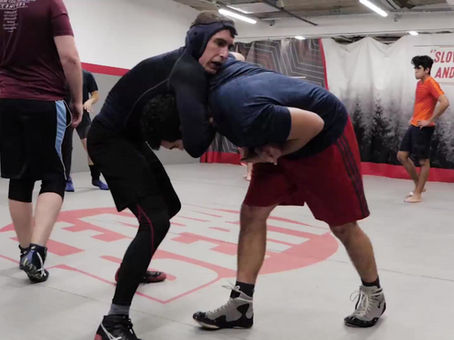 How-To: Defense against a front headlock
