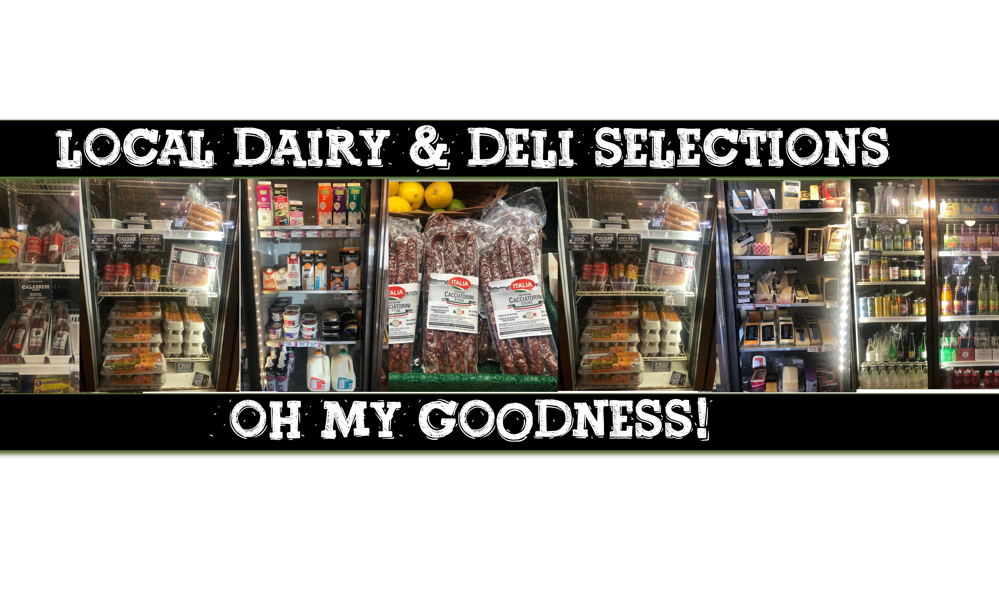 Galiano Dairy Deli