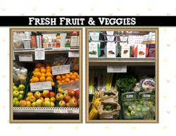 Produce Olives & Fruit