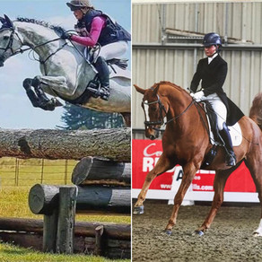 Meet the two young 'stars in the making' with their competition horses at Team Jones yard in Rutland