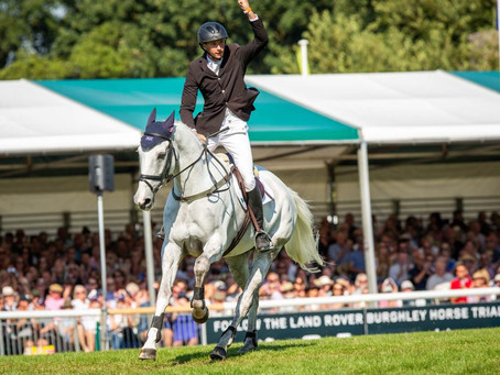 Richard makes the GB long-list for 2019 Eventing European Championships