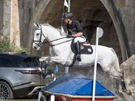 Richard Jones caps successful 2018 eventing year with new sponsorships