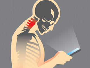 Text Neck - Leading Cause of Pain in Teens