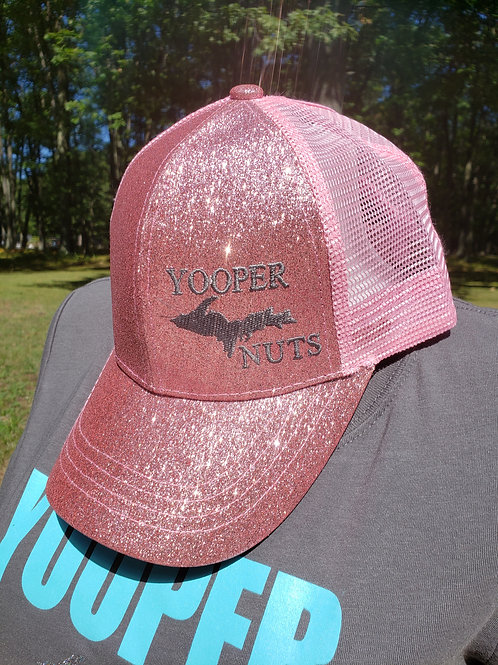 SPARKLY YOOPER NUTS HATS