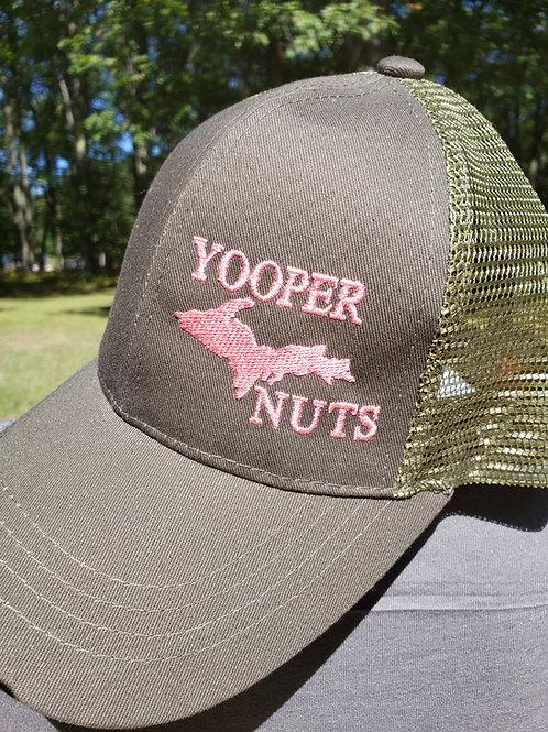 YOOPER NUT HATS
