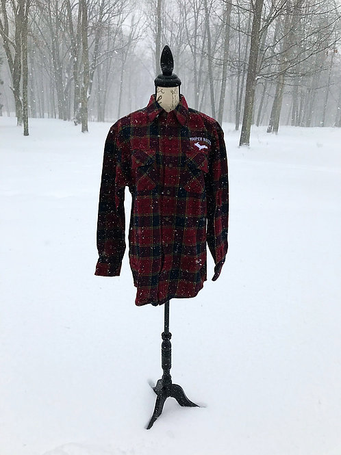 MEN'S YOOPER NUTS FLANNEL