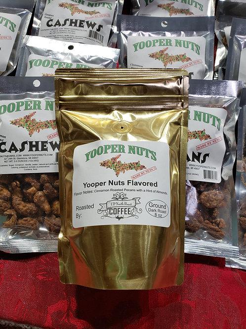 YOOPER NUTS COFFEE