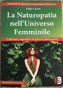 La naturopatia nell'universo femminile Erika Cucco