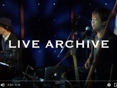 【n/ LIVE ARCHIVE】YouTube毎週更新中!!