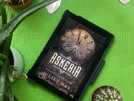 Rezension: Askeria - Die letzte Generation von Juliet May