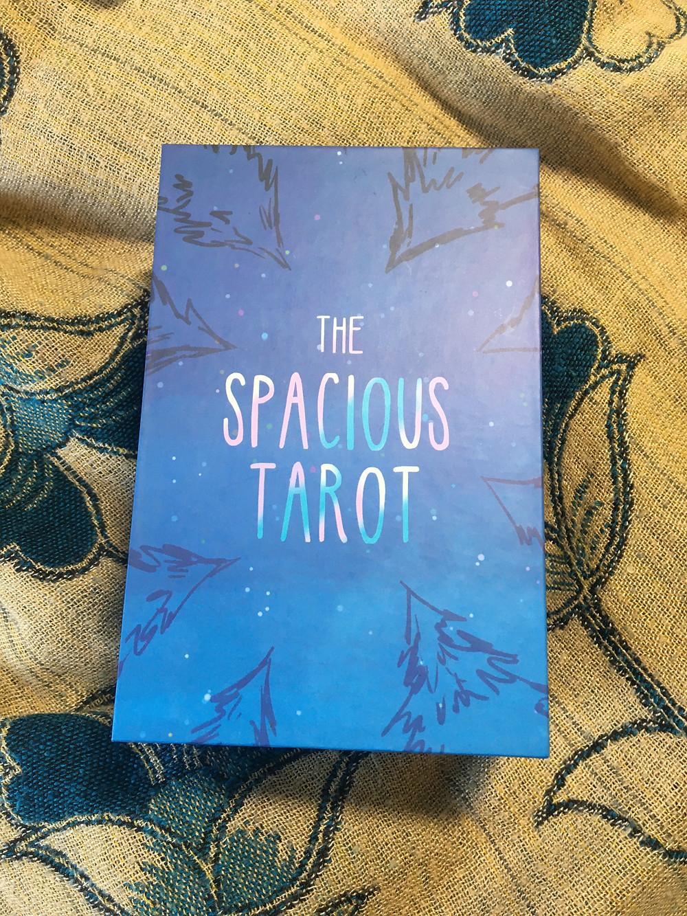 The Spacious Tarot Deck Vorderseite