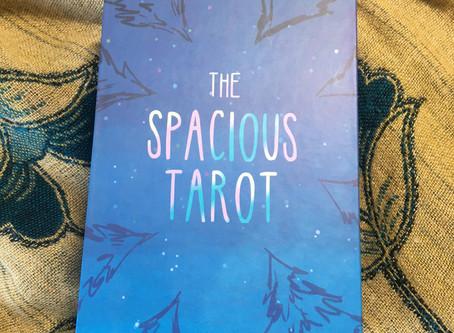 Mein neues Tarotdeck: The Spacious Tarot