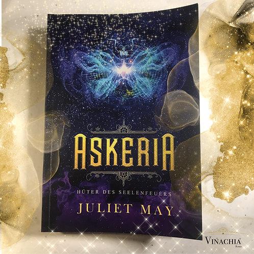 Askeria II (Signiert, Taschenbuch)