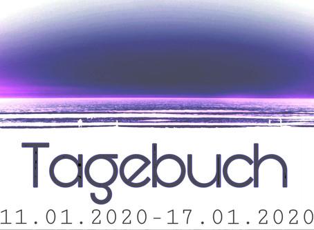 Tagebuch 11.01.2020-17.01.2020: Happy Birthday to me!