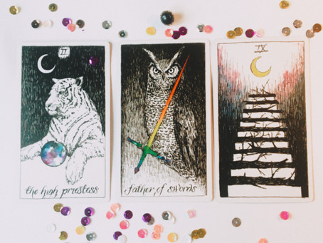 Wild Unknown Tarot Wochenorakel KW 08 2020
