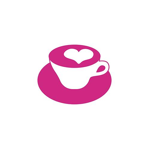 1 Tasse Kaffe