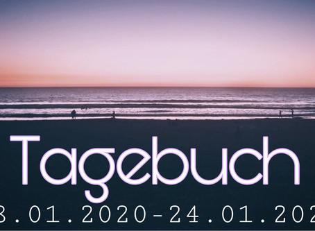 Tagebuch 18.01.2020 - 24.01.2020: $$$ Manifestation in Aktion
