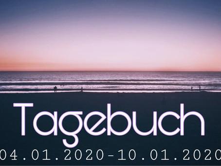 Tagebuch 04.01.2020 - 10.01.2020: Arbeit Teil I
