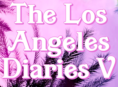 The Los Angeles Diaries V: Santa Monica & Getty Center