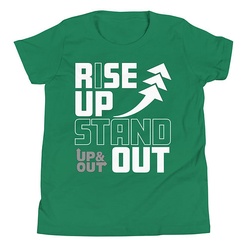 I STAND Youth  T-Shirt
