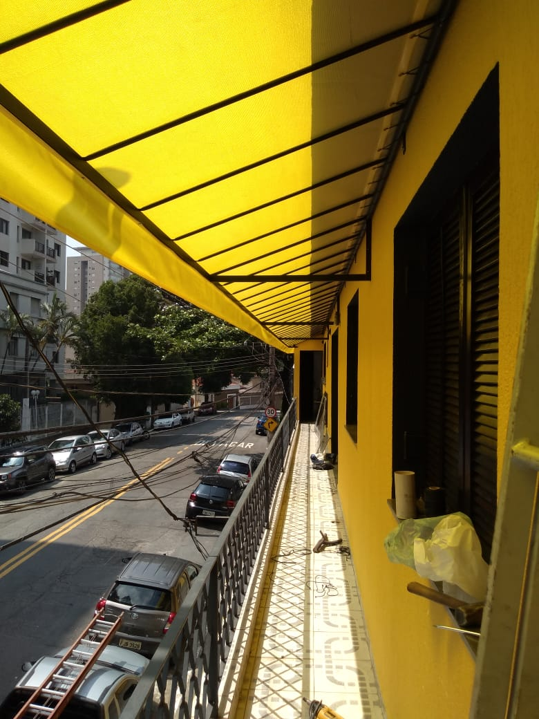Cobertura amarela