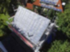 Energetische Dachsanierung in Hamburg