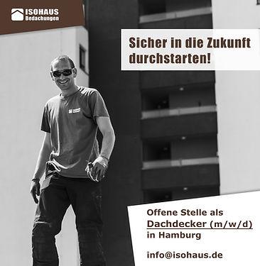 Stelle Dachdecker ISOHAUS Hamburg.jpg