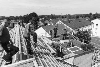ISOHAUS Bedachungen - Dachsanierung in Hamburg